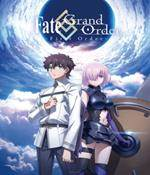 Fategrand Order First Order Anime Cover