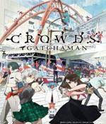Gatchaman Crowds Insight Anime Cover