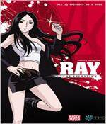 Ray The Animation Anime Cover