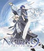 Norn9 Nornnonet Anime Cover